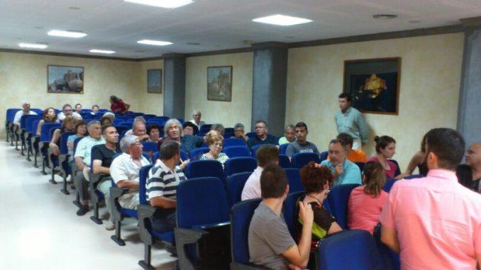 Reunión PSOE Cox 26jun14