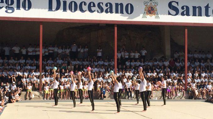 Festival de gimnasia rítmica