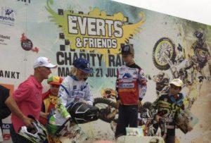 Braceras consigue ser tercero en la 'Everts and Friends' de Bélgica