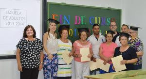 Valenciano y Castellano para Extranjeros en la FPA