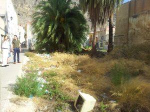 La campaña de 'Solar a parking' crea 15 nuevas plazas de aparcamiento gratuito en Orihuela