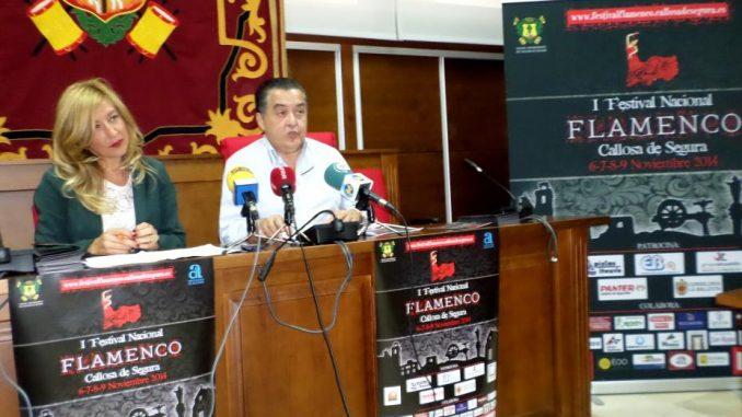 Presentación Flamenco 17oct14
