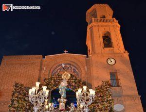 Procesión Virgen del Pilar de Pilar de la Horadada