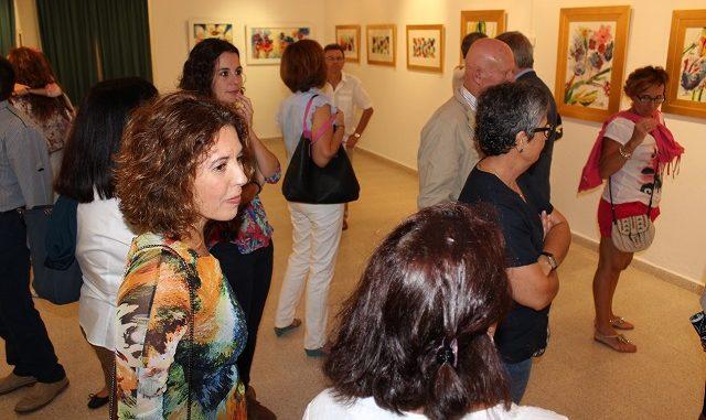 Exposiciones casa de cultura Pilar de la Horadada