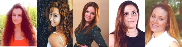 Candidatas Reinas de la Sal