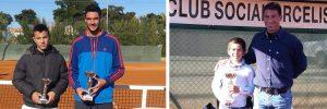 Quesada y Guerrero, campeones en sus categorías