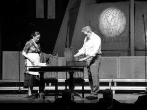 La historia del comienzo del Certamen de Habaneras se representará por segunda vez en el Teatro Municipal