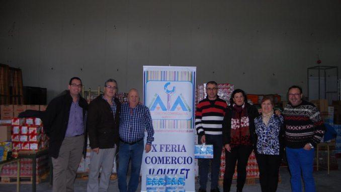 Donación alimentos 19ene14