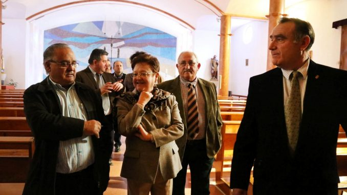 Pastor Iglesia San Isidro