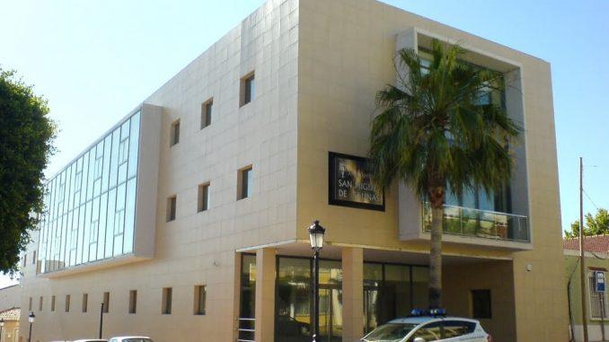 Ayuntamiento de San Miguel de Salinas