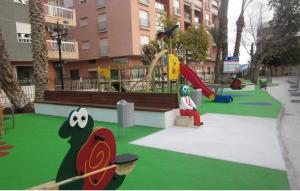 Bigastro remodela sus parques infantiles con una subvención de 120.000 euros