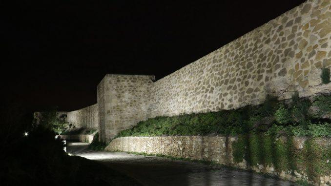 3 muralla este