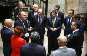 Fabra anuncia nuevas ayudas para paliar la sequía que sufre el campo valenciano