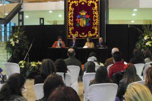La escritora Laura Forchetti recoge el Premio de Poesía para Niños 'Ciudad de Orihuela'