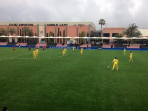 El Orihuela CF gana en La Nucía 1-3 y se mantiene en play off de ascenso