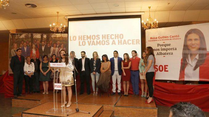 Albatera PSOE 28abr15