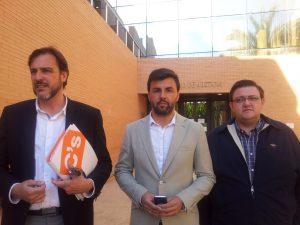 Juan Ignacio López-Bas encabeza la lista de Ciudadanos en Orihuela