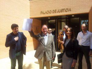 Pablo Vidal tomará posesión como concejal en el último Pleno de la legislatura