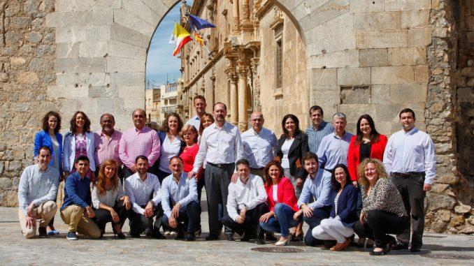 Foto oficial candidatura PP 2015