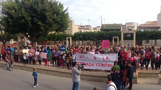Jornada continua CEIPPrincipedeEspaña
