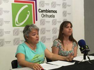 Cambiemos Orihuela propone incluir criterios de igualdad en los contratos públicos