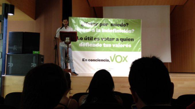 Vox presentación