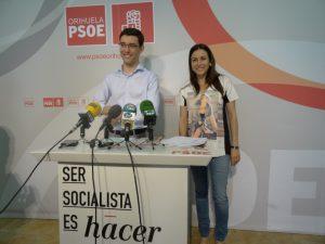 """El PSOE presenta un programa electoral """"con los pies en la tierra"""" y """"con el sello de la ciudadanía"""""""