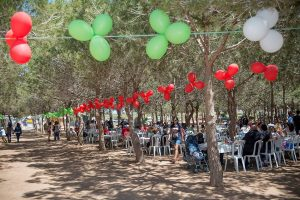 Los residentes búlgaros celebran su 'San Jorge'