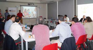 Un miembro de Ciudadanos Almoradí gana 'La Maratón de Creación de Empresas' de la UMH