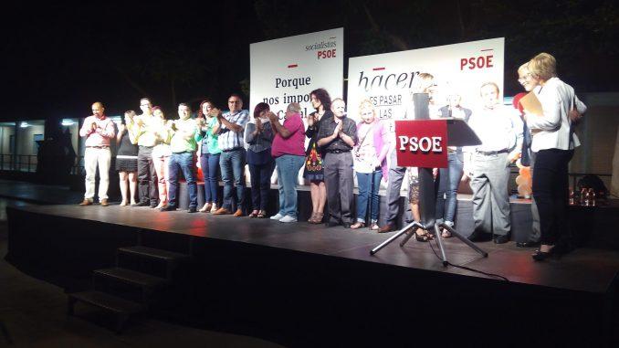 PSOE Catral 16may15