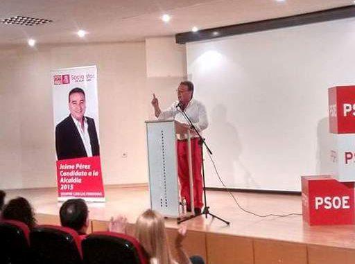 PSOE Mitin 16may15