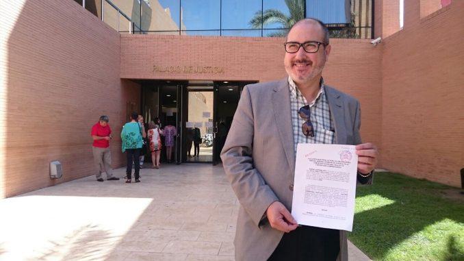López PSOE juzgados 12jun15