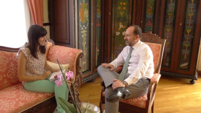 Bascuñana entrevista