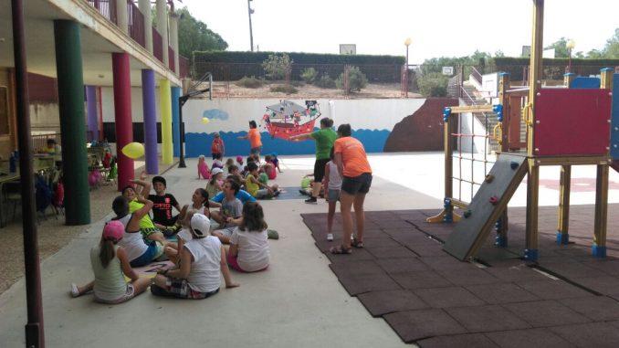 Escuela Verano S. Miguel 3jul15
