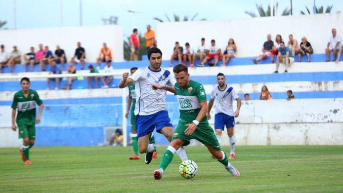 Torrevieja Elche CF Julio 2015 Joaquin Carrion