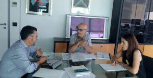 """La solución al conflicto de los residuos en la Vega Baja es una """"prioridad"""" para el Consell"""