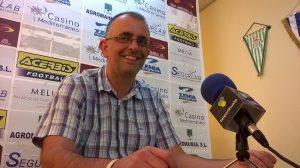 """Antonio Felices: """"Hacía tiempo que no venía nadie del Ayuntamiento sin que estuviésemos en época electoral"""""""