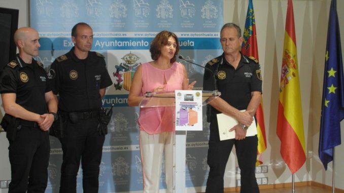 RDP Policía Local y Mariola Rocamora