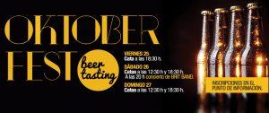 Habaneras celebra el Oktoberfest entre catas de cervezas y música