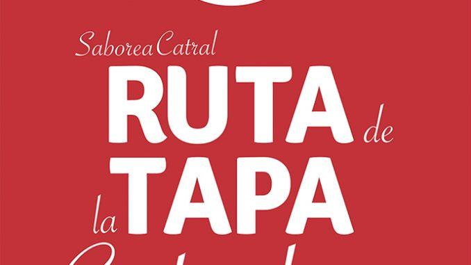 ruta tapa catral cartel 2015