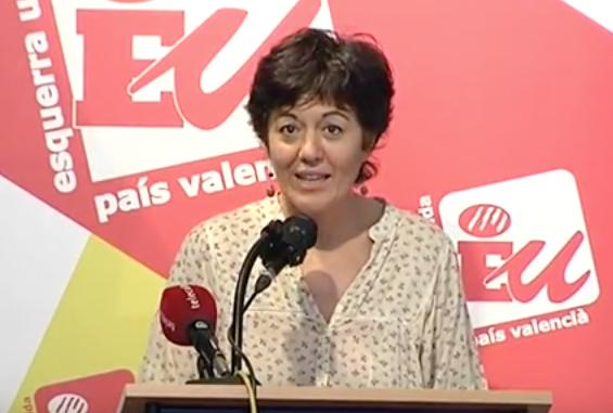María Jesus Perez Galant coordinadora EU