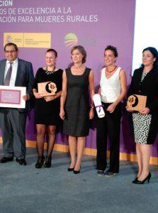 A Pleno Sol recibe el Premio de Excelencia del Ministerio de Agricultura