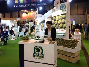 La 'Alcachofa Vega Baja del Segura' presente en 'Fruit Attraction'