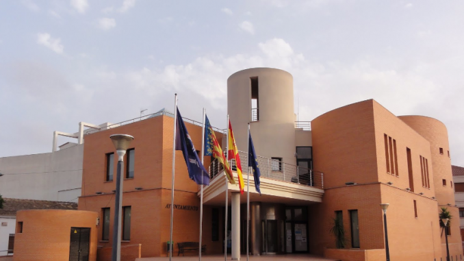 Ayuntamiento Los Montesinos