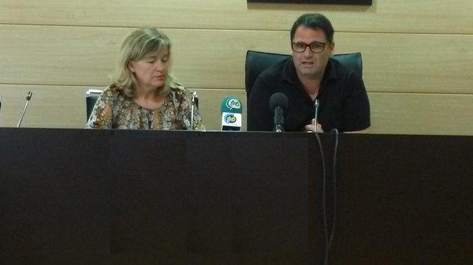 Dolores Raquel Sirvent y Joaquin Hernández
