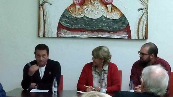 Moreno y Ferrandiz PSOE