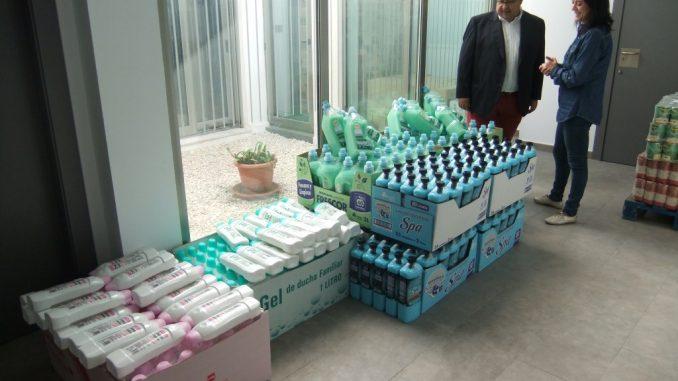 Recicla Alicante donación