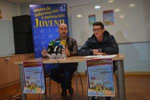 Juventud presenta  'La Ghymkhanica' de fiestas patronales