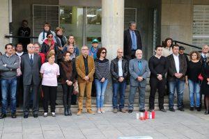 Torrevieja se silencia en solidaridad con las víctimas de los atentados yihadistas de este fin de semana