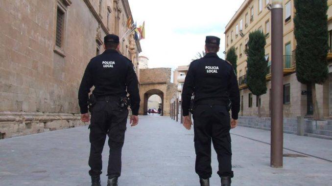 Policia Local Sto Domingo